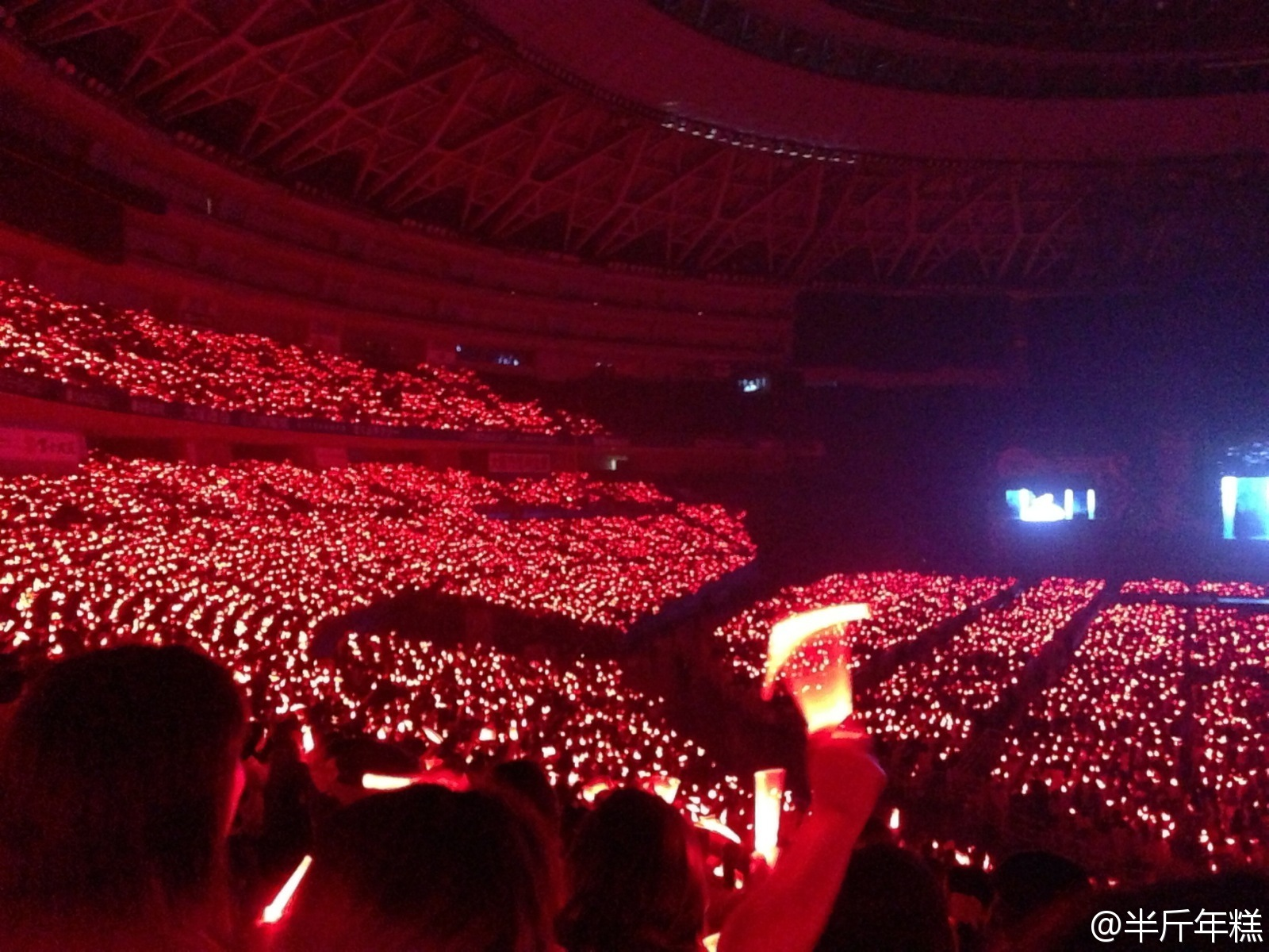 130605 Time Tour大阪京セラドーム1回目 RED OCEAN2