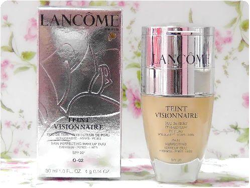 LANCOME(ランコム)タンヴィジョネア リキッドファンデーション + コンシーラー SPF20