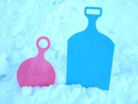 私たちの橇