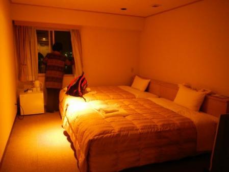 小倉のビジネスホテル