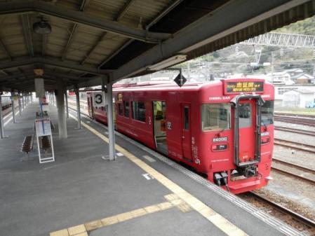 1両列車の停まる駅