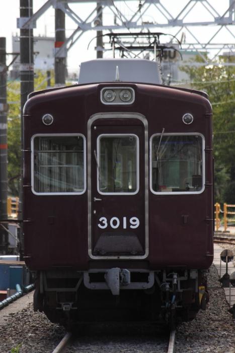 3019号車
