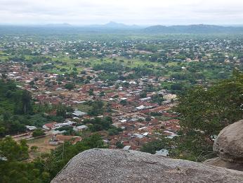 頂上から見る景色2