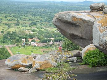 頂上から見る景色3