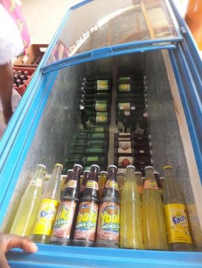 飲み物の準備