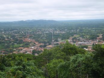 頂上から見る景色1