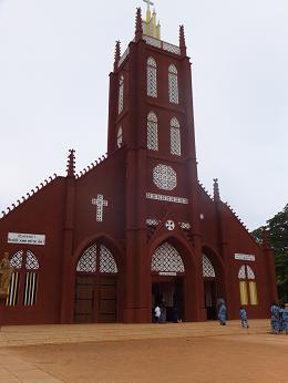 アボメーの教会