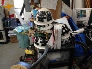 昭和で時代が止まってる熊野寮の地下@2013