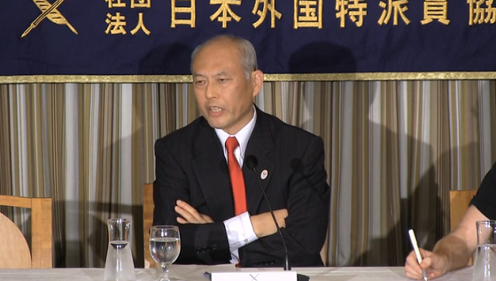 Yoichi Masuzoe 2020 and Beyond Preparing for the Olympic and Paralympic Games