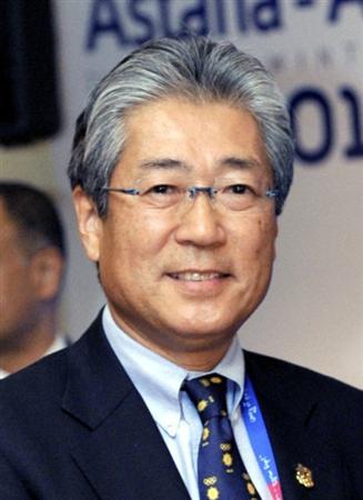 竹田恒和会長