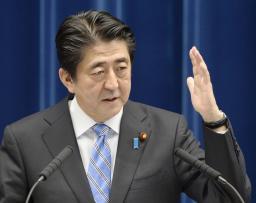 首相、消費増税「17年4月 確実に実施」 延期を表明