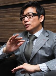 K-POWERS 代表取締役社長(CEO) 金山 靖昌