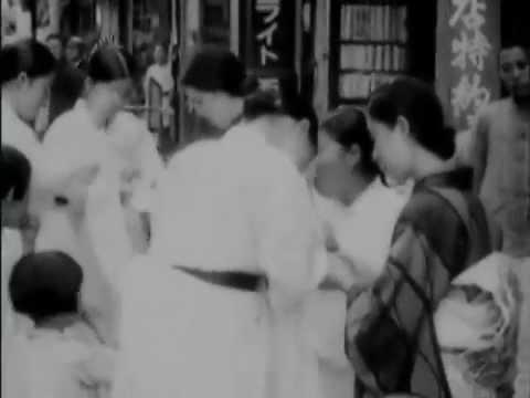 보아서는 안되는 일제시대의 영상. 1937년 중일전쟁 직후 우리나라 모습