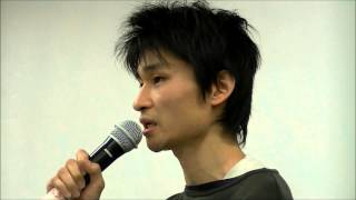 園良太(ヘイトスピーチに反対する会・代表)東京の反原発活動家として有名で、2008年「麻生邸ツアー」で逮捕、「レイシストしばき隊」≒「男組」と対立。2012年竪川公園の不法野宿者を強制撤去した江東区役所のガラ