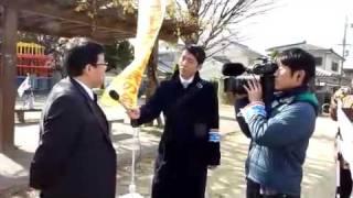 (2・2) 在特会 テレビ取材 ノーカット(朝鮮学校が公園不法占拠)