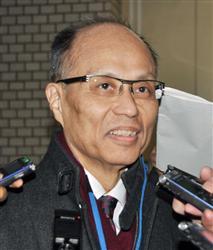 小松一郎内閣法制局長官