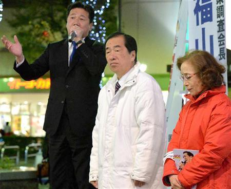 東京は全25区で民主「当確」ゼロ 菅直人氏は比例復活も… 大阪の維新は?