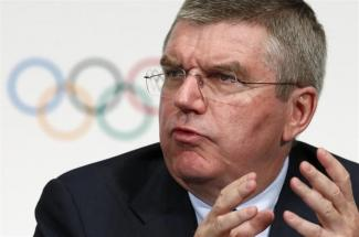 IOCのトーマス・バッハ会長