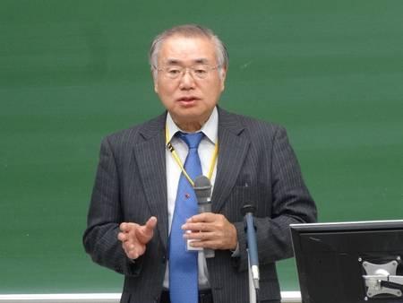 元大学入試センター教授の小野博・福岡大客員教授(コミュニケーション科学)