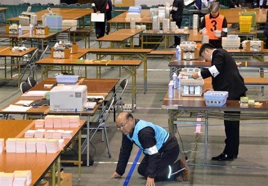 117票どこへ? 「国民審査」用紙、投票者数より少なく…不正開票あった高松市選管