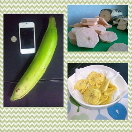 ツンドクバナナ
