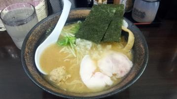 濃厚鶏そば 麺屋武一 (3)