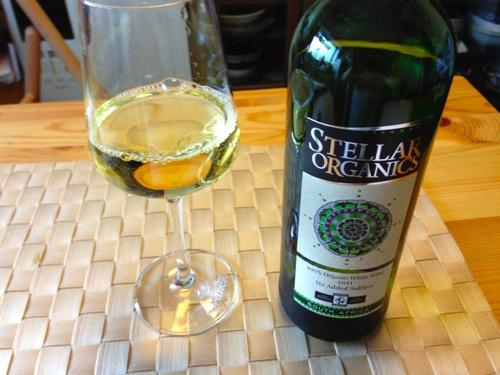 2アメリカ土産の南アフリカワイン
