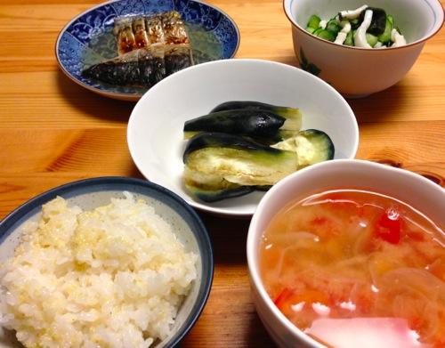 1焼きしめ鯖セット