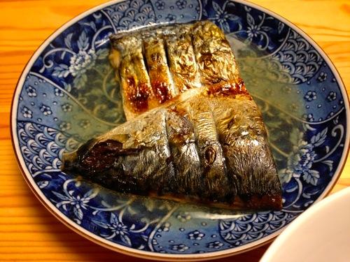 2焼きしめ鯖