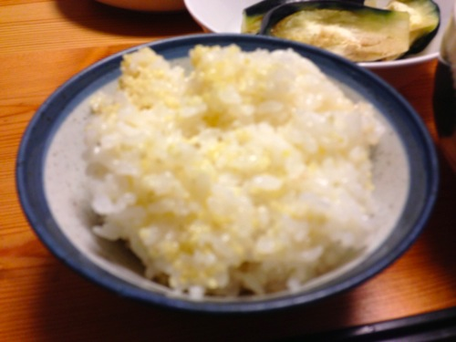 6キビご飯