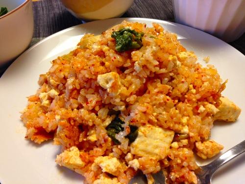 豆腐キムチ2