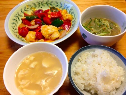 1紅酢炒めセット