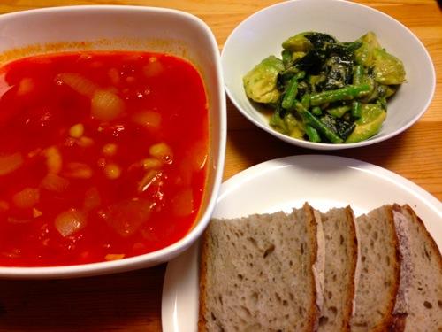 1インゲン豆のスープセット
