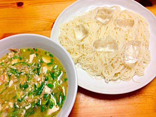 1冷や汁素麺セット