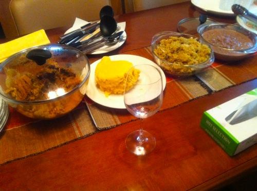 1ウガンダ料理