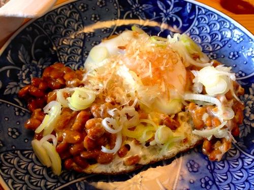 2焼き納豆