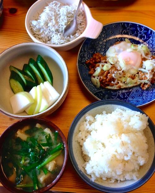 1焼き納豆セット