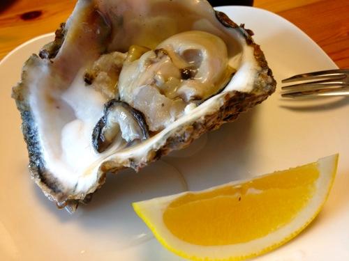 1徳島産岩牡蠣&オイシックスのレモン