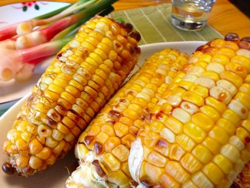2有限野菜のトウモロコシ