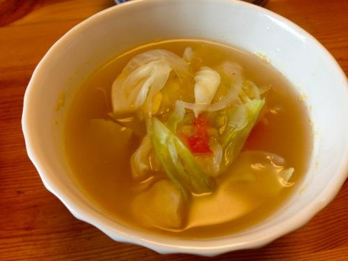 3おでんスープ