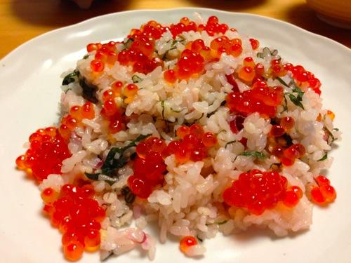 6イクラ寿司