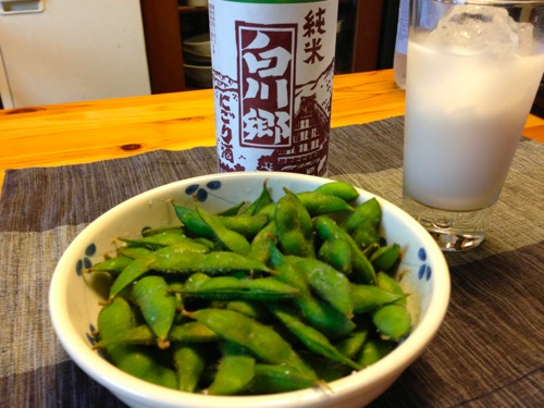 2秋田の枝豆