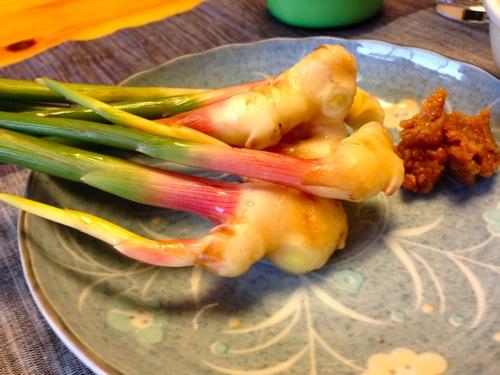 3谷中生姜