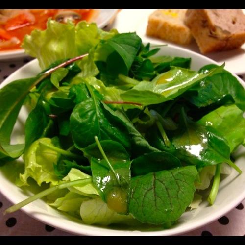 2グリーンサラダ