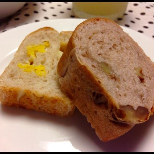 3フラッフィーのパン