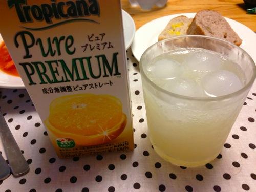 6グレープフルーツジュース