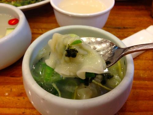 16韓国餃子