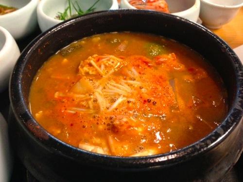 味噌チゲ1