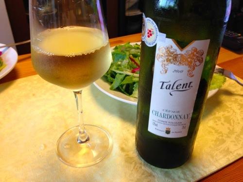2赤ワインと
