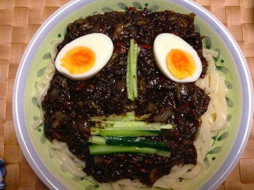 5オリジナルジャージャー麺